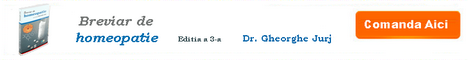 Breviar de Homeopatie de Dr. Gheorghe Jurj
